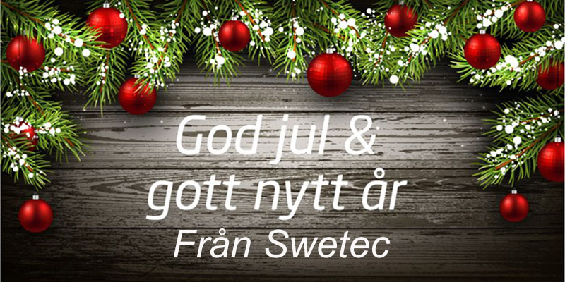 GOD JUL & GOTT ÅR!