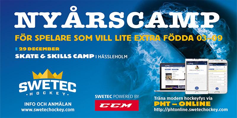 INFO NYÅRS SKATE CAMP
