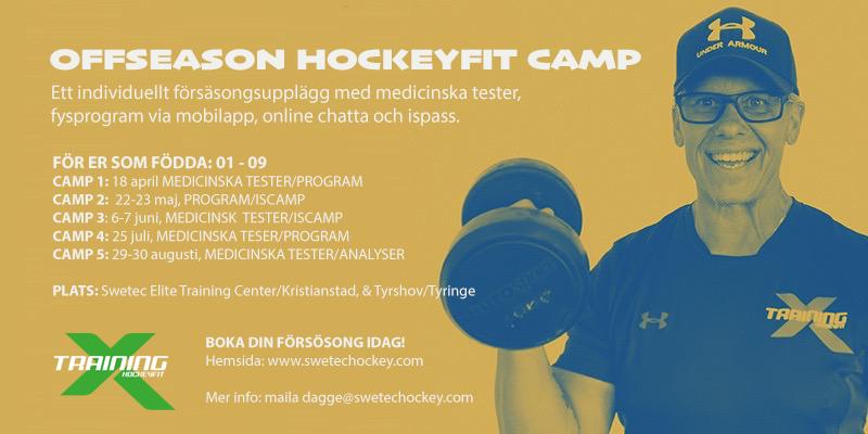 OFFSEASON XFIT CAMP